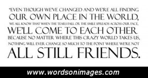 Distant friendship quotes