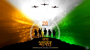 26th January(Republic Day) Grettings, wishes wallpapers and Quotes to ...