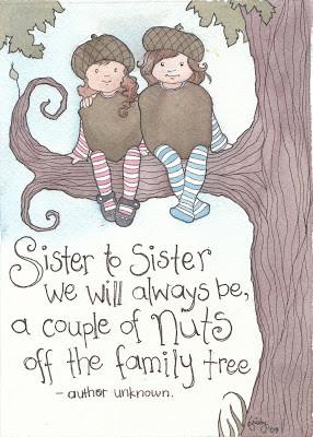 Happy Birffday, Sister!
