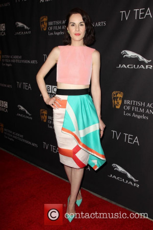 Picture Michelle Dockery at SLS Hotel Los Angeles California United