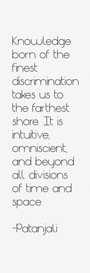 Patanjali Quotes & Sayings