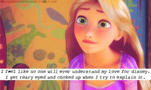 Tangled disney confessions