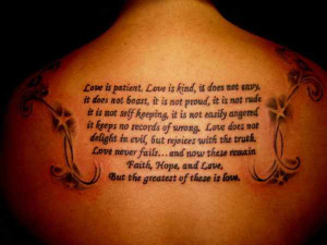 ... Bible Verses For Tattoos-Tatoos Design, bible, short, Tatoos, verses