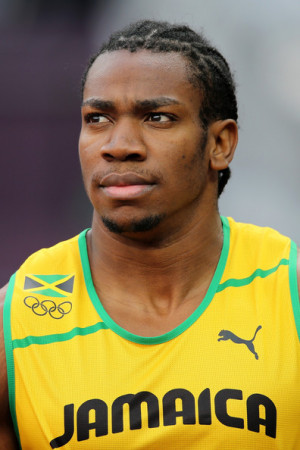 Yohan Blake Olympics day 8 - athletics