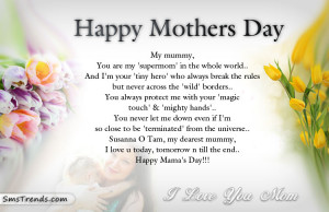Happy Mothers Day Messages For Mother In Law