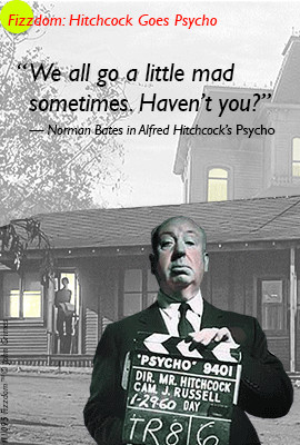 fizzdom.com alfred hitchcock goes psycho film movie norman bates ...
