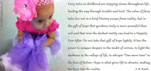 Fairy Tales~The Lost Treasure of 'Once upon a time…'