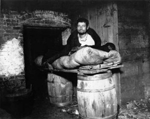 an analysis of how the other half life and the life of jacob riis Read more about his life at biographycom jacob riis was a photographer and writer  with his 1890 book how the other half lives, riis put those living.