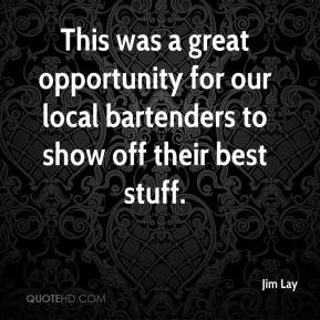 Bartenders Quotes
