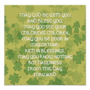 A30 Kaleidoscopic Celtic - Irish Blessing 5