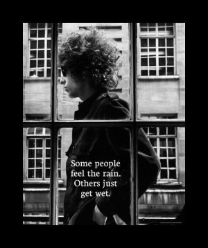 60s, bob dylan, lyrics, quote, rain, subtitle, text