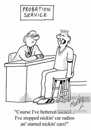 officer cartoons, probation officer cartoon, funny, probation officer ...
