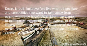 Top Quotes About Sibling Rivalry