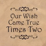 Twins Quote Quot Our Wish...