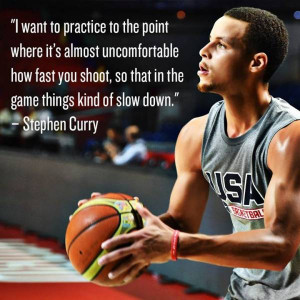 want to practice to the point where it's almost uncomfortable how ...