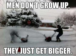 funny snow pictures, men jokes
