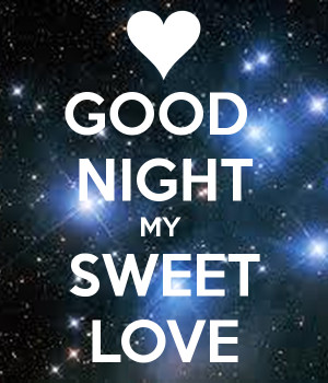Search Results for: Good Night Sweet Dreams My Love