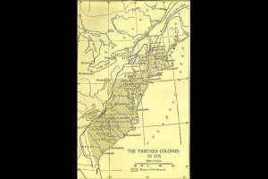 Thirteen Colonies Wallpaper