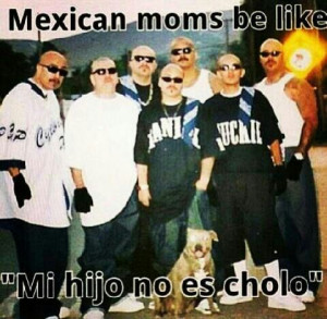 Mexican parents be like..