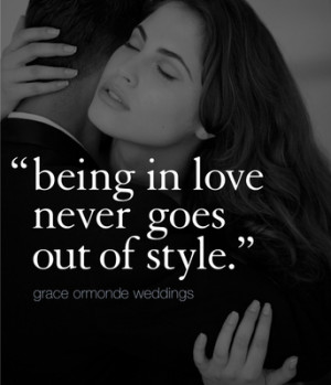 Being In Love Quotes Graphics