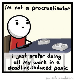 ... funny pics procrastination leave a reply how to procrastination