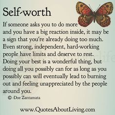 quotes about feeling unappreciated | Quotes About Living - Doe ...
