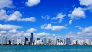 Miami Skyline Time Lapse Vimeo