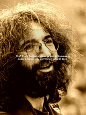 Jerry Garcia quotes, is an app that brings together the most iconic ...