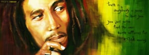 Bob Marley Quote Facebook Cover Preview