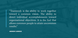 The Camaraderie Effect: Making a Better Workplace