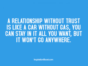 Relationship Car Quotes