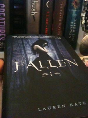 Fallen - Book Review