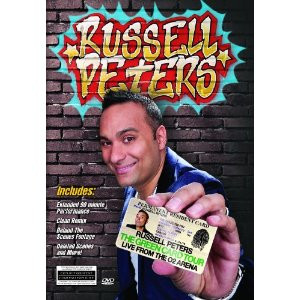 russell peters quotes