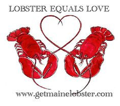 lobster love #MaineLobster