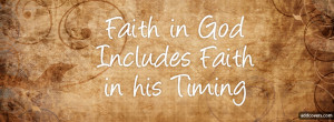 Faith in God Facebook Covers for your FB timeline profile! Download ...