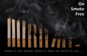 閲覧注意】ドキッとするほど衝撃的な禁煙ポスター ...
