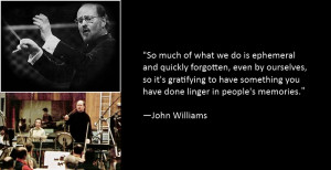 John Williams quote #1