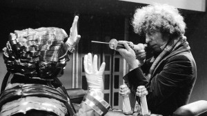 ... some of the most memorable quotes from the fourth Doctor, Tom Baker
