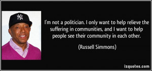 More Russell Simmons Quotes