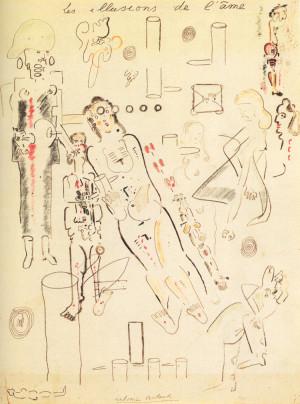 antonin artaud les illusions de l ame 1946