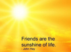 Sunshine and smiles quotes