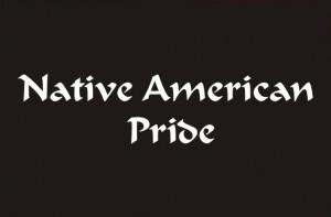 Native American Pride Shirt...