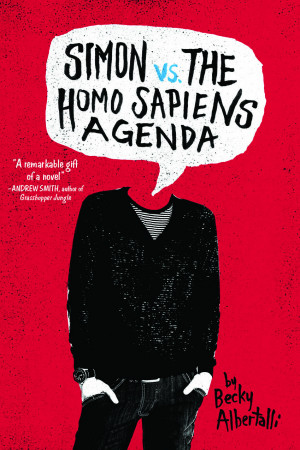 Becky's debut novel, SIMON VS. THE HOMO SAPIENS AGENDA, releases ...