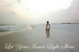 Let your inner light shine