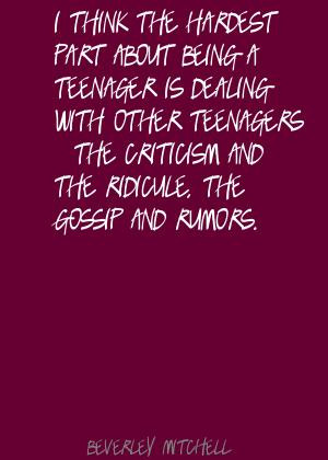 Being A Teenager Quotes. QuotesGram