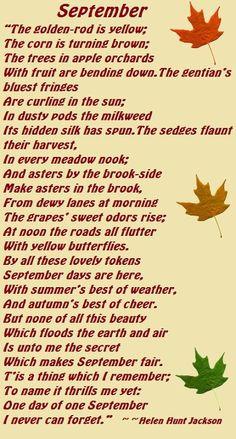 Seasonal Sayings and Quotes
