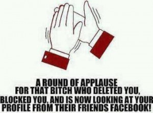 Round of applause