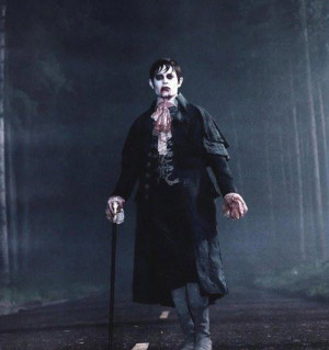 johnny depp's new movie dark shadows trailer