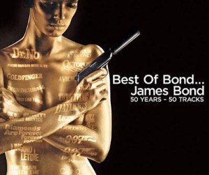 The Best of Bond... James Bond: 50 years-50 tracks