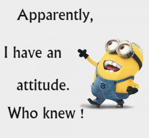 Funny Minion Quotes Of The Day 311